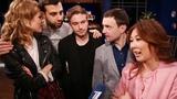 Анита Цой иВалерий Сюткин рассказали опротивостоянии своих команд вшоу Подмосковные вечера. Специальный репортаж