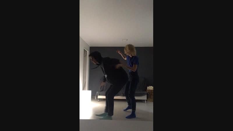 Танцы BMO