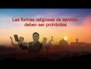 Dios te habla Las formas religiosas de servicio deben ser prohibidas Palabra de Vida