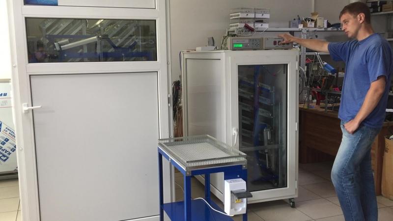 Мираж яиц в инкубаторе