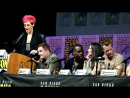 """Predator"" Movie Full SDCC Panel 7-19-18 - Olivia Munn, Sterling, K. Brown, Keegan-Michael Key"