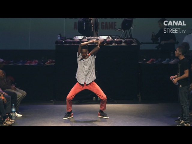 Dance battle : Taylor vs Waydi - I Love This Dance 2012
