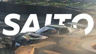 Drift Vine   Daigo Saito Chevrolet Corvette Crash D1GP Primring