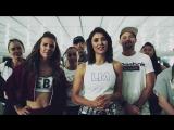 Нина Добрев в рекламном ролике для Reebok x Les Mills