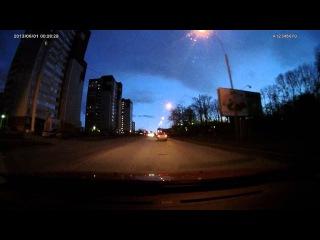 Видео Sho me HD 7000F ночь  тест форумповидеорегистраторам рф