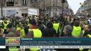 Chalecos amarillos protestan en Francia por octavo sábado consecutivo