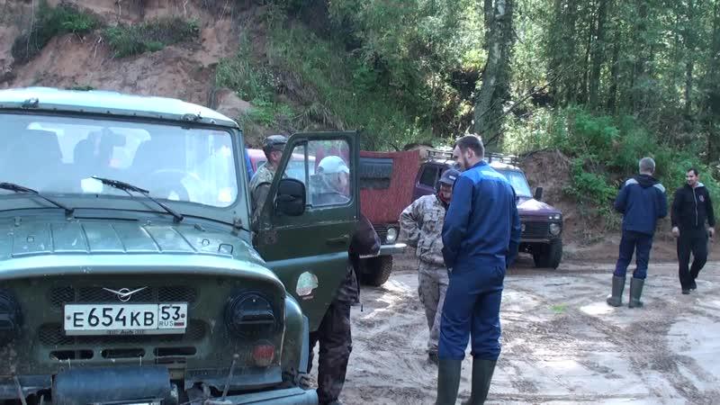 Волчиха. ГАЗ 69 Safari 500 31, УАЗ Simex 35, НИВА, ГАЗ 69 сток