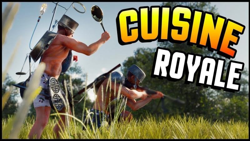 Cuisine Royale Первый запуск игры