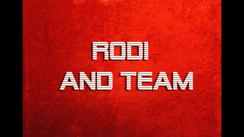 RoDi и его Команда