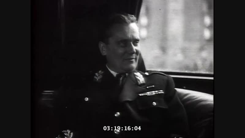 Прибытие Тито в Прагу (1946)