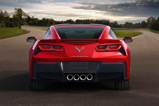 Сhevrolet Corvette Singray C7