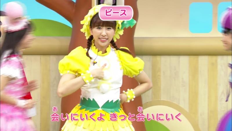 ももくろちゃんZクレヨンしんちゃん「笑一笑 〜シャオイーシャオ!〜」YouTube ver. 振り付けビデオ