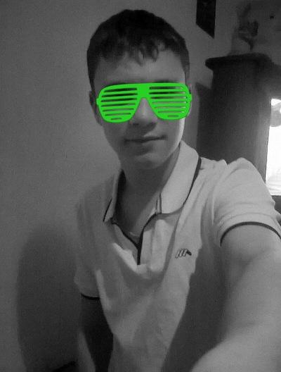 Костя Петровских, 30 июня 1999, Тюмень, id171817556