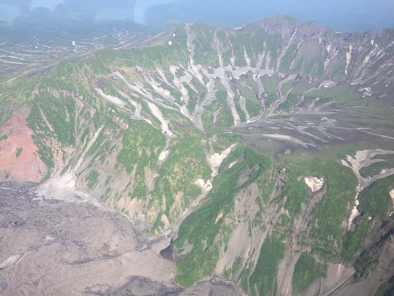 Вертолетная экскурсия. Древний кратер вулкана