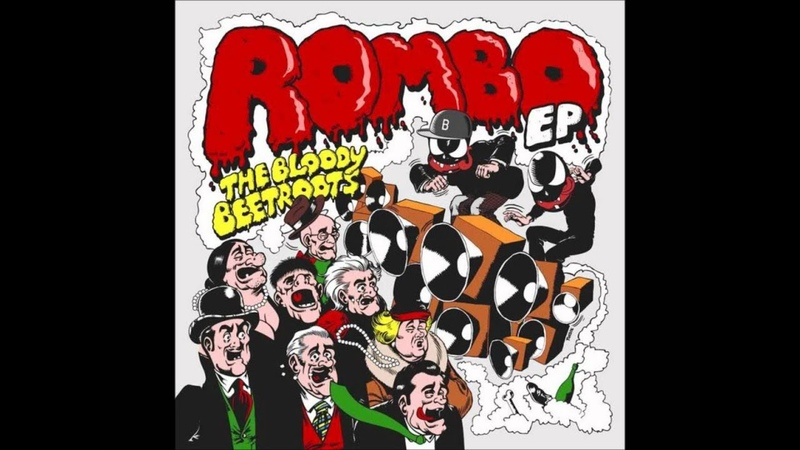 The Bloody Beetroots - Rombo (feat. Congorock) HD