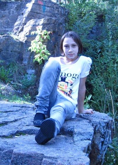Алена Кудрявцева, 28 октября 1999, Челябинск, id147294545