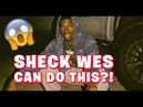 Sheck Wes proves hes NOT the one to play with