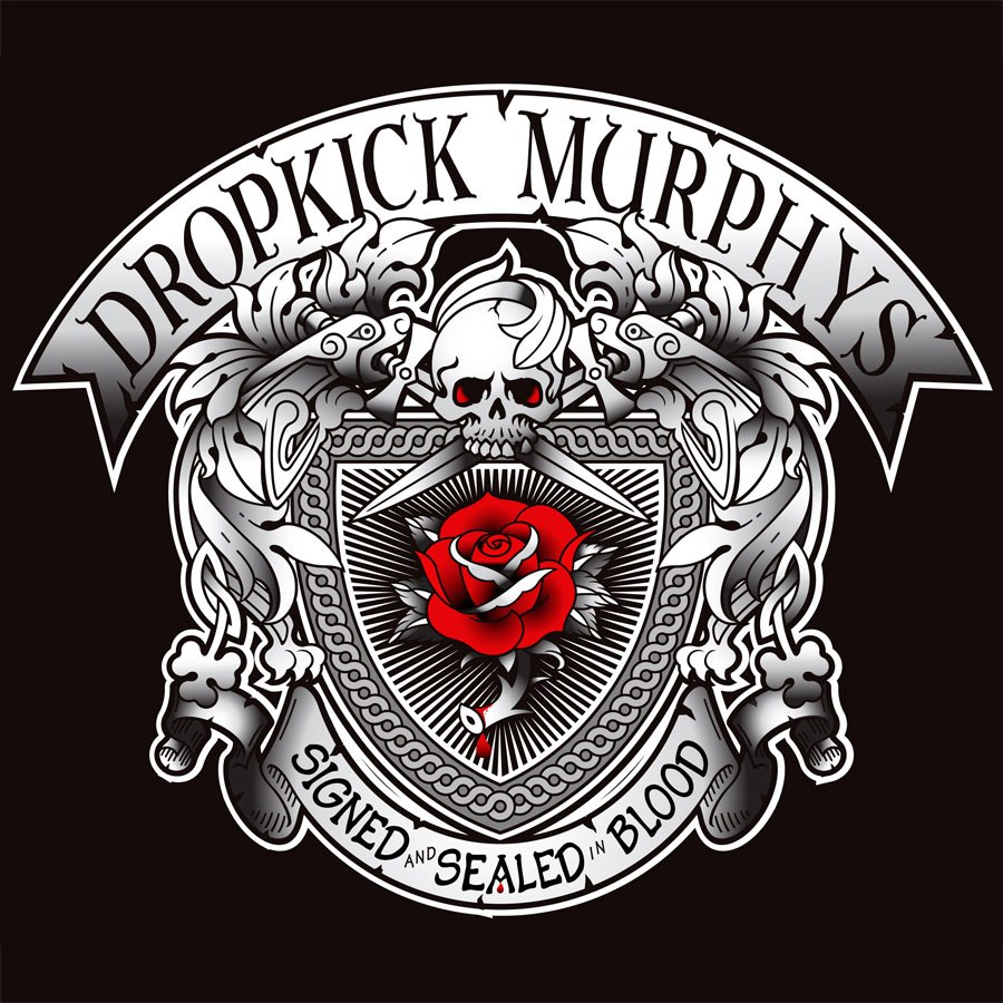 Dropkick Murphys - Signed And Sealed In Blood (2012)