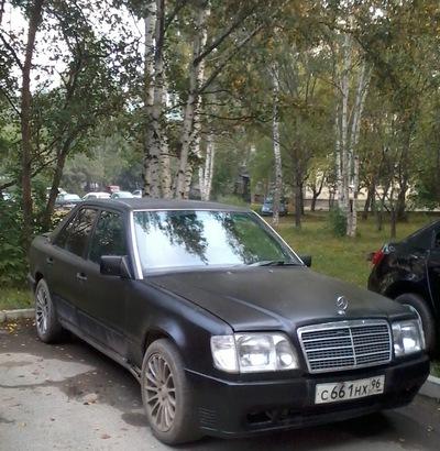 Роман Шешенин, 18 ноября , Екатеринбург, id1498550