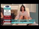 Genevieve Ni Reamoinn - Legs, Feet & Upskirt Ideal World 04Oct2012