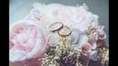 Красивое поздравление с Днем свадьбы!