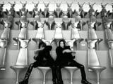 Michael Jackson and Janet Jackson Scream
