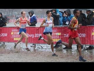 U23 Men's Race at European XC Championships 2018