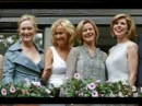 ABBA REUNION MAMMIA MIA The Movie July 2008