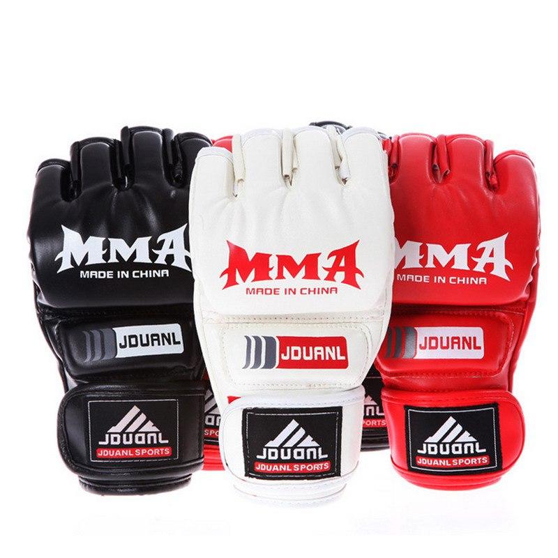 Бойцовские перчатки