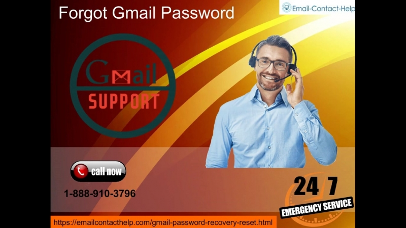 Want to sync your outlook with gmail, get our Forgot Gmail Password 1-888-910-3796 without any hassle