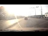 ДТП Кемерово Скутерист сбил женщину. 19.04.14.