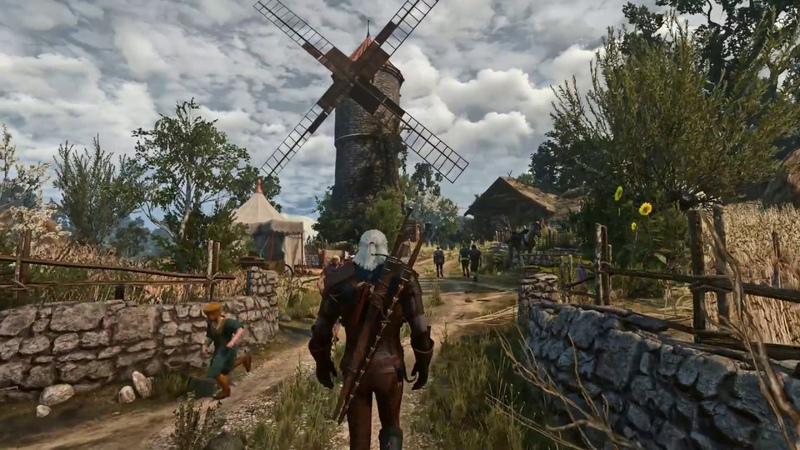Witcher 3: Ultra modded graphic gameplay | Yggdrasil Reshade | Super Turbo Wiedzmin Lighting Mod