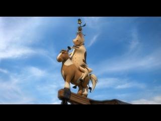 Блэки летит на Луну / Black to the Moon 3D (2013, мультфильм, комедия, приключения): Трейлер (дублированный)