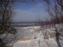 SDC10576 И тут Одинокий замороженный снеговичёк два светильника переменного возгорания