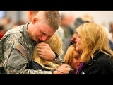 Best Soldiers Coming Home Surprise (Most Emotional) Awesome Life