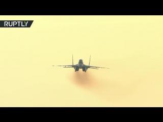 Истребитель МиГ-35 приступил к лётным испытаниям
