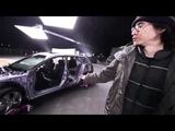 Acura TSX Sport Wagon The Making of Transformation