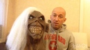 Unpacking Eddie Iron Maiden Mask Killers Two Minutes To Maiden Moscow Russia