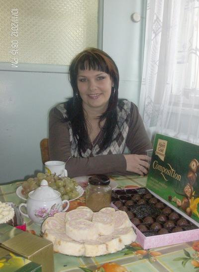 Мария Гарафутдинова, 25 октября 1977, Красноярск, id139090783