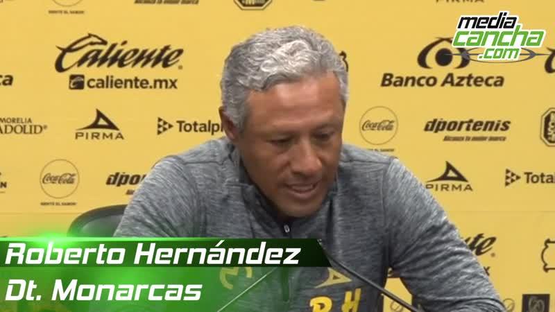Daniel Pérez con el reporte desde Morelia