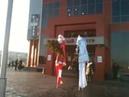 Украл ёлку из под носа Деда Мороза