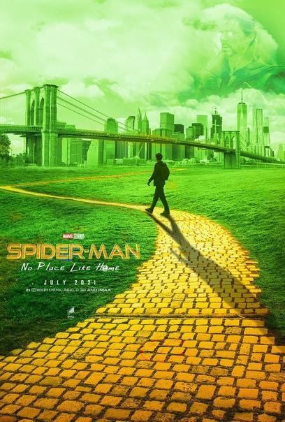 ossLogic представил свой взгляд на третью часть «Человека-паука» с Томом Холландом