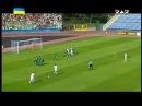 Maksim Shatskich free kick Goal vs Karpaty Lviv 2014