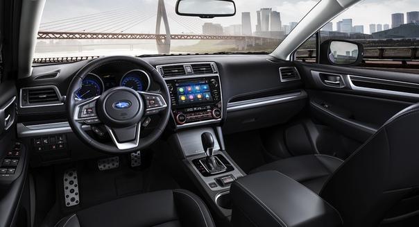 Subaru Legacy: последнее обновление перед отставкой Фото: компания SubaruКомпания Subaru уже представила седан Legacy нового поколения, но на рынок эта машина выйдет не раньше осени. Поэтому