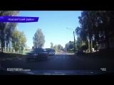 Видеорегистратор. ДТП под Кирово-Чепецком. 02.08.2018