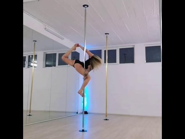 Pole Dance. Связка для динамичного пилона156