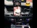 Автомобильный магнитный держатель с беспроводной зарядкой iTap