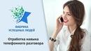 Отработка навыка телефонного разговора