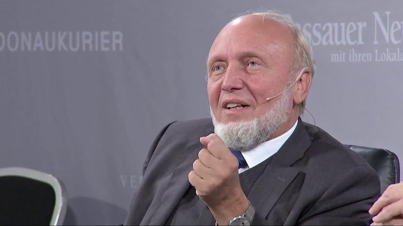 Dr. Dr. Hans-Werner Sinn: Merkel hat Reformen konsumiert - Energiewende ins Nichts