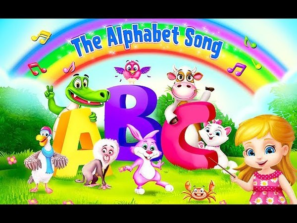 Abc Song | Kids Learning Game | nursery rhymes for kids | Songs for kids HD 3
